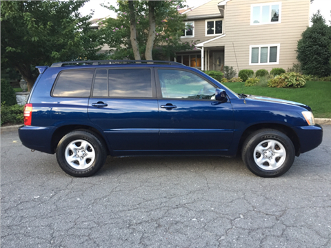 2001 Toyota Highlander for sale in Brick, NJ