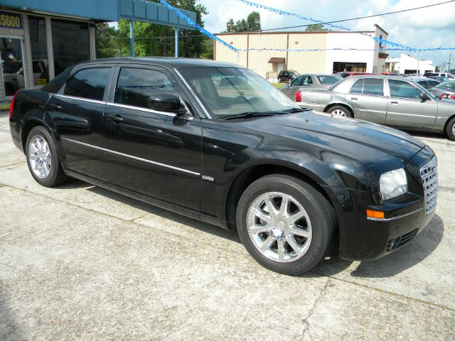 2008 CHRYSLER 300 TOURING 4DR SEDAN black 2-stage unlocking - remote abs - 4-wheel adjustable lu