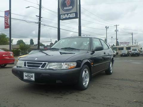 1998 Saab 900 for sale in Portland, OR