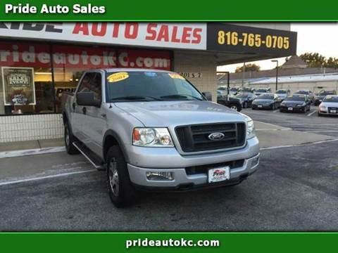 2004 Ford F 150 For Sale Missouri