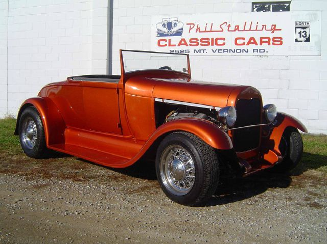 Phil Stalling Classic Cars