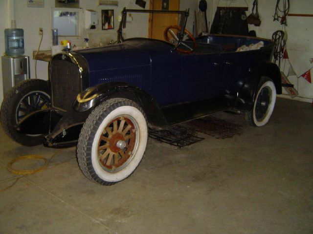 1924 Dodge Brothers Touring