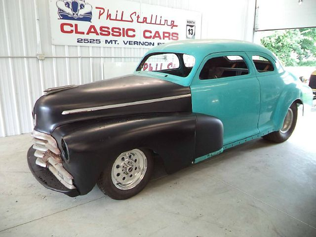1947 Chevrolet Styleline Coupe