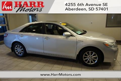 2011 Toyota Camry Hybrid for sale in Aberdeen, SD