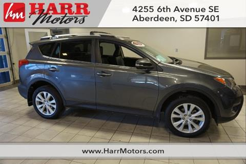 2014 Toyota RAV4 for sale in Aberdeen, SD