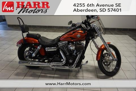 2011 Harley-Davidson Dyna for sale in Aberdeen, SD