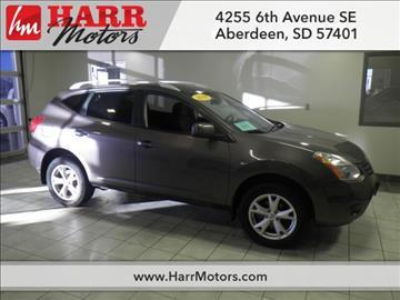 Used nissan rogue for sale south dakota for Harr motors used cars