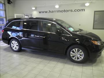 2016 Honda Odyssey For Sale Aberdeen Sd