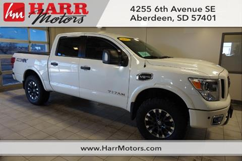 Used nissan titan for sale in aberdeen sd for Harr motors used cars