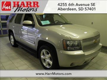 Chevrolet tahoe for sale south dakota for Harr motors used cars