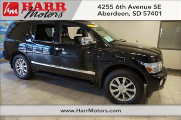 2009 infiniti qx56 for sale for Harr motors used cars
