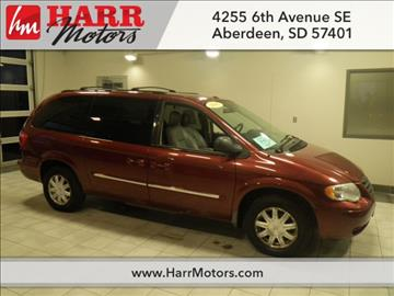 2007 Chrysler Town and Country for sale in Aberdeen, SD