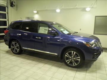 Nissan pathfinder for sale aberdeen sd for Harr motors used cars