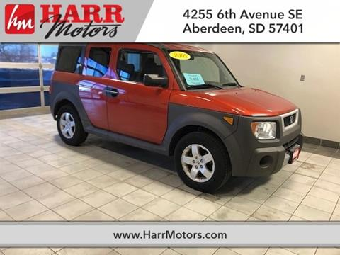 2005 Honda Element for sale in Aberdeen, SD