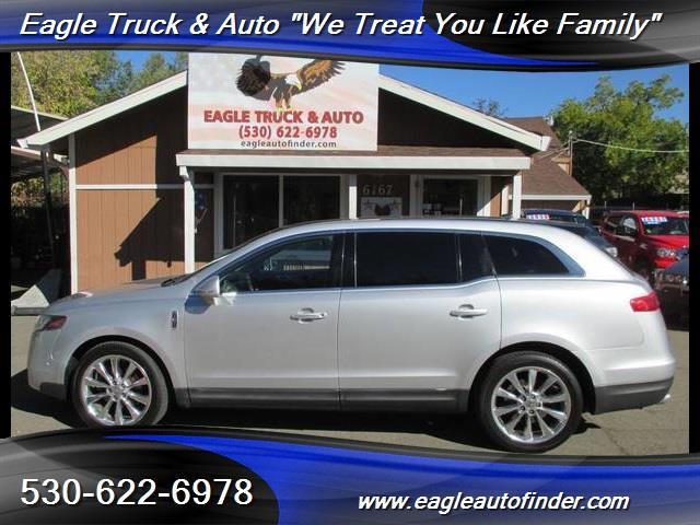 2010 Lincoln MKT for sale in El Dorado CA