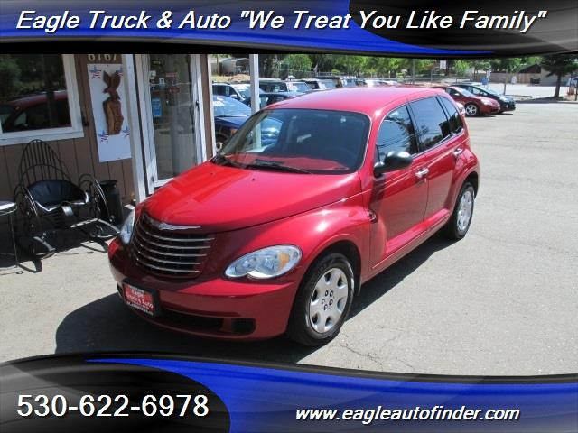 2007 Chrysler PT Cruiser for sale in El Dorado CA