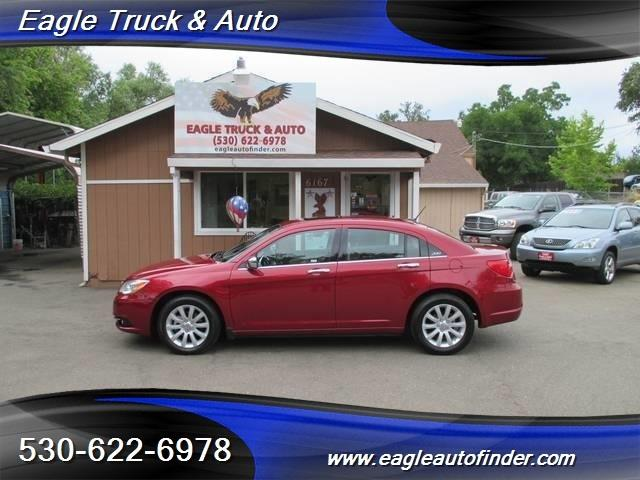 2013 Chrysler 200 for sale in El Dorado CA