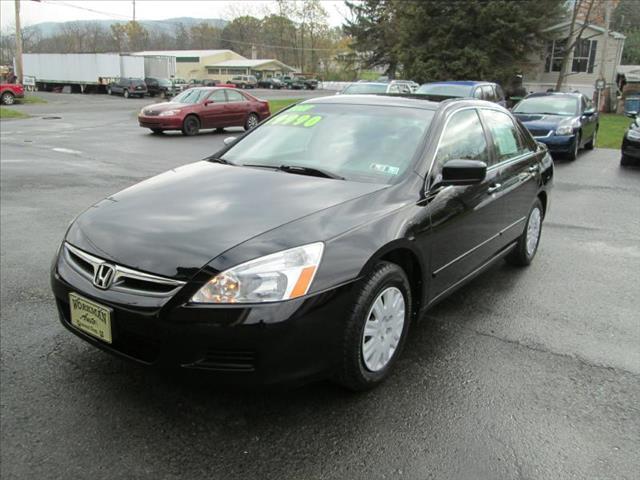 Used cars pleasant gap auto financing beech creek for 2007 honda accord lx sedan