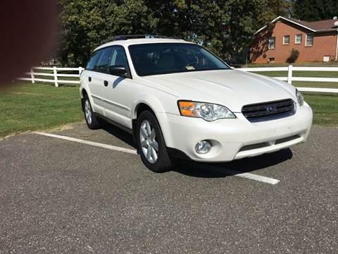 2007 Subaru Outback for sale in Lynchburg, VA