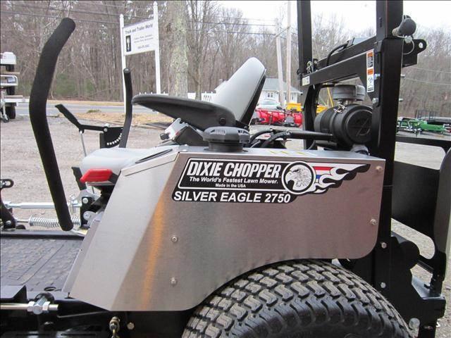 2012 Dixie Chopper Silver Eagle 2750
