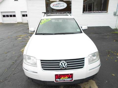 2004 Volkswagen Passat for sale in Mechanic Falls ME