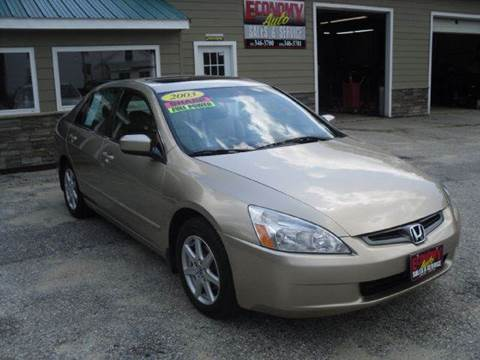 Used 2003 Honda Accord For Sale in Maine - Carsforsale.com