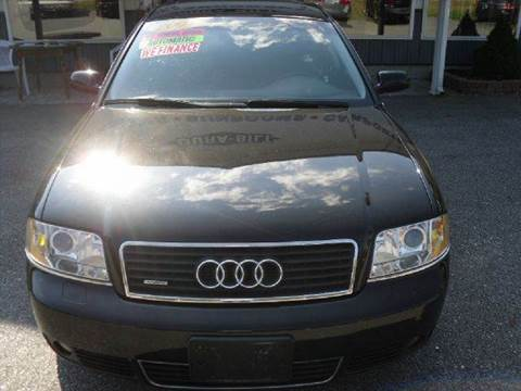 2004 Audi A6 for sale in Mechanic Falls ME