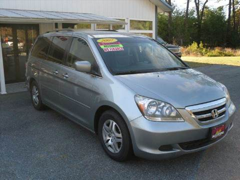 2007 Honda Odyssey for sale in Mechanic Falls, ME