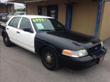 2010 Ford Crown Victoria for sale in San Antonio, TX