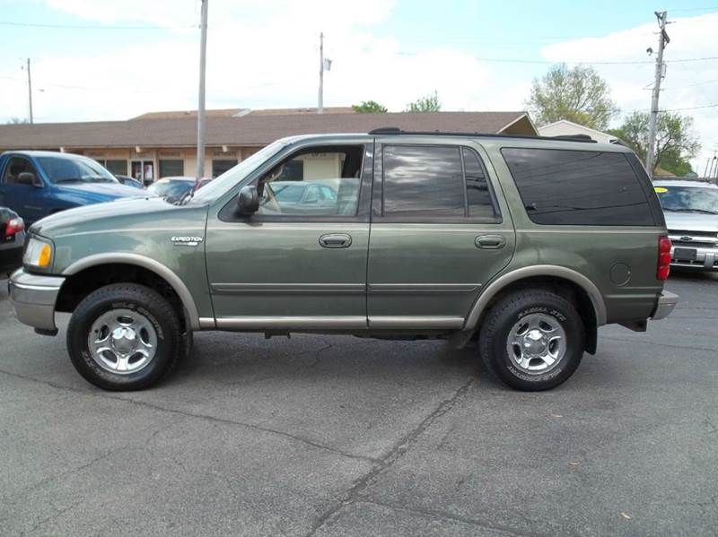 2000 ford expedition 4dr eddie bauer 4wd suv in decatur il for Mccormick motors decatur il