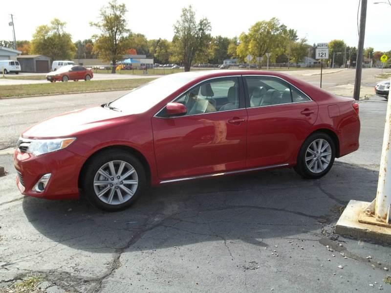 Toyota camry for sale in decatur il for Mccormick motors decatur il