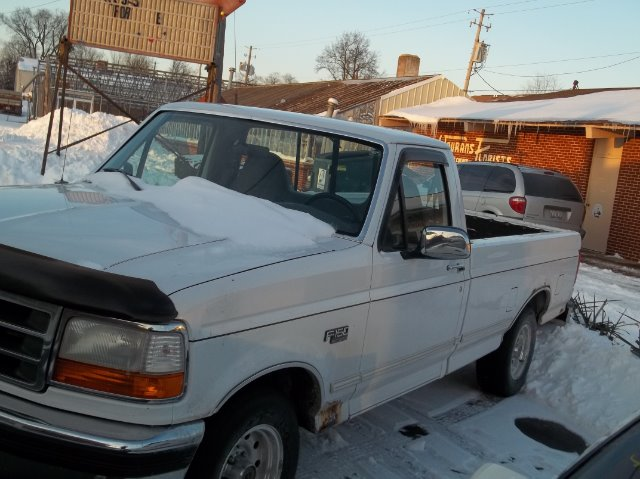 Used 1996 ford f 150 for sale for Mccormick motors decatur il