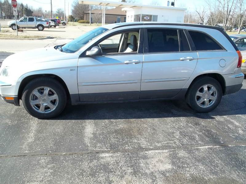 2005 chrysler pacifica signature series 4dr wagon in for Mccormick motors decatur il