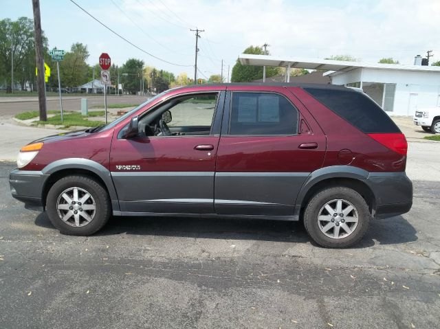 2002 buick rendezvous cx awd 4dr suv in decatur blue mound for Mccormick motors decatur il