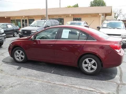 2016 Chevrolet Cruze for sale in Decatur, IL