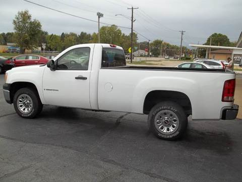 2007 GMC Sierra 1500 for sale in Decatur, IL