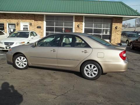 2004 toyota camry for sale illinois for Mccormick motors decatur il