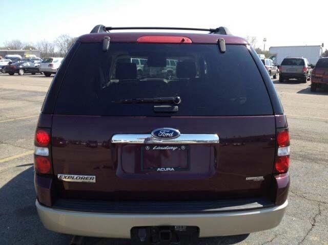 2007 Ford Explorer EDDIE BAUR - Fredericksburg VA
