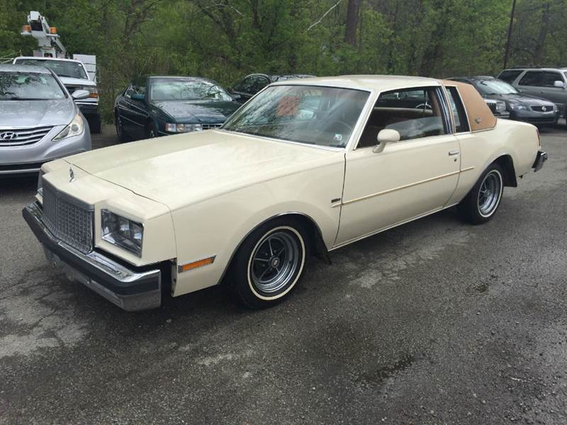 1980 buick regal in glenshaw pa good cars. Black Bedroom Furniture Sets. Home Design Ideas