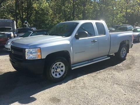 2012 Chevrolet Silverado 1500 for sale in Glenshaw, PA