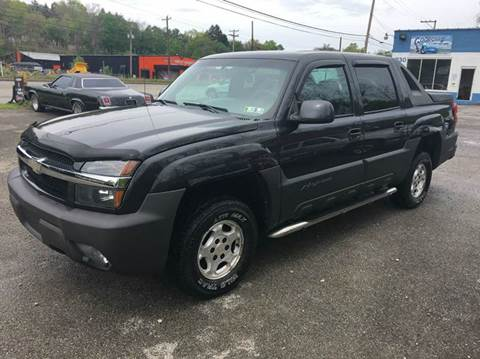 2004 chevrolet avalanche for sale for Alfa motors margate fl