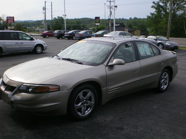 2002 Pontiac Bonneville
