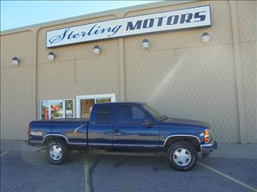 1996 chevrolet c k 1500 series for sale