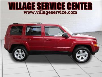 2012 Jeep Patriot for sale in Penns Creek, PA