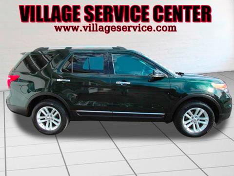 2013 Ford Explorer for sale in Penns Creek PA