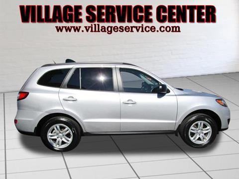 2011 Hyundai Santa Fe for sale in Penns Creek, PA