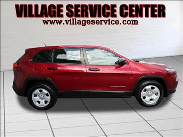 2015 Jeep Cherokee for sale in Penns Creek, PA