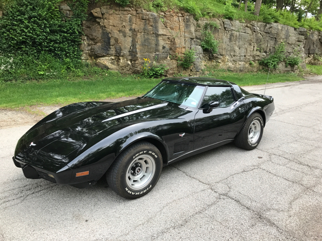 1979 Chevrolet Corvette L82 - St Louis MO