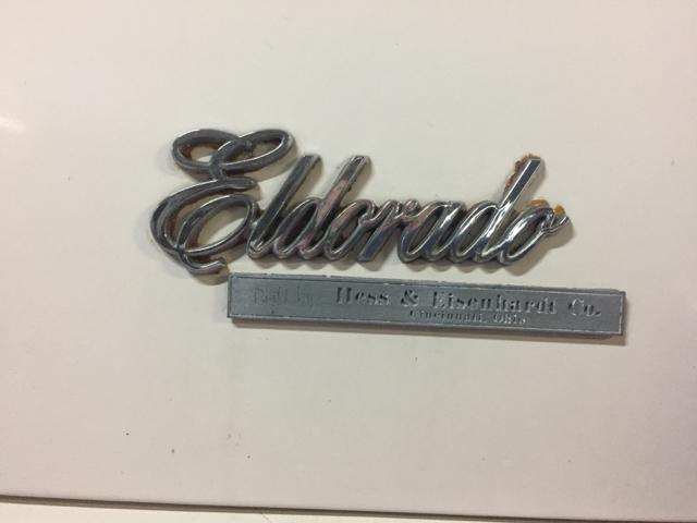 1982 Cadillac Eldorado Convertible  - St Louis MO