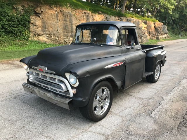 1957 Chevrolet 3100 Rat Rod - St Louis MO